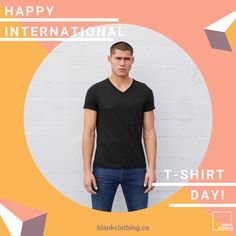First day of summer + international t-shirt day!