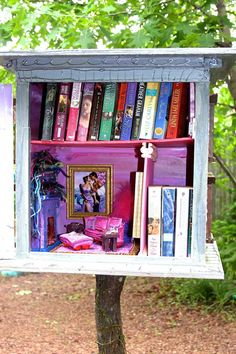 Little Free Romance Library