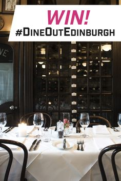 For the second week of Dine Out Edinburgh, we're giving you the chance to win a dinner for 2 at one of Edinburgh's best restaurants, Café St Honoré. To enter, just visit the link above and answer a simple question. Edinburgh Restaurants, St Honoré, Dinner For 2, Competition, This Or That Questions, Dining, Simple, Link, Food