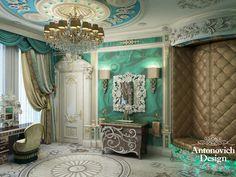 интерьер спальни в стиле рококо: 26 тыс изображений найдено в Яндекс.Картинках