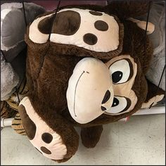Big, fluffy, oversize Plush Animals require a Plush Bulk Bin Freestanding PVC Tower of a size and scale that suits. Plush Animals, Tower, Retail, Felt Stuffed Animals, Rook, Computer Case, Sleeve, Retail Merchandising, Building