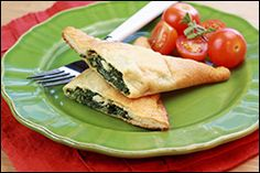 spinach and cheese panadas