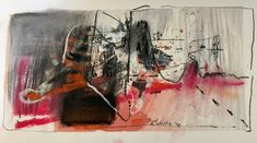 Pastel and pen&ink on printmaking paper Gouache, Poet, Printmaking, Pastel, Ink, Creative, Painting, Cake, Painting Art
