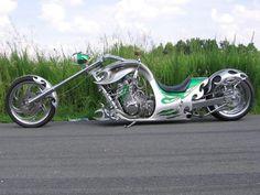 Custom Busa Chopper
