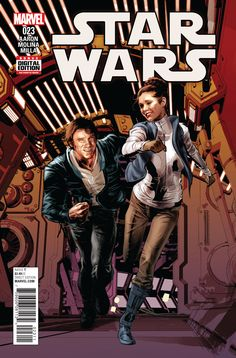 • The rebels have pulled off the impossible...they've stolen a Star Destroyer. • But why? To what end? Can they hold her together? • And who's in charge of this madness, anyway - Han or Leia?