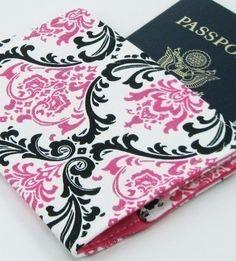 Passport cover, $10