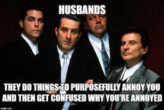 Custom Image Husband Meme, Happy Husband, Love My Husband, Happy Wife, Husband Quotes, Best Husband, Wife Memes, Wife Humor, Marriage Life