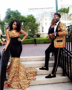nice ~African fashion, Ankara, kitenge, African women dresses, African prints, Africa... by http://www.redfashiontrends.us/african-fashion/african-fashion-ankara-kitenge-african-women-dresses-african-prints-africa-7/