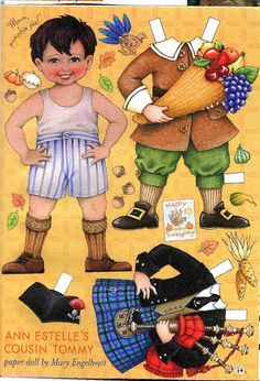 Tommy Paper Doll.This From baddubyah - MaryAnn - Picasa Web Albums