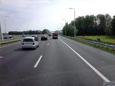Onderweg naar Amsterdam
