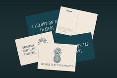 The Elyx Water Truck Boutique on Behance