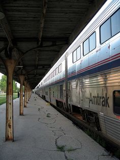 Amtrak Station in my Home Town