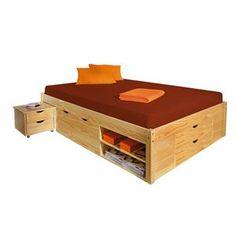 Multifunkční dvoulůžko KLASA 160x200 Toddler Bed, Bedroom, Furniture, Home Decor, Child Bed, Decoration Home, Room Decor, Bedrooms, Home Furnishings