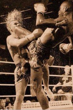 Muay thai knee strikes ... my favorite  !!