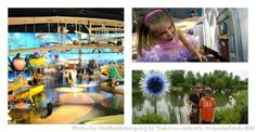 Explore family-friendly towns with big personality - Ann Arbor, Grand Rapids, Kalamazoo - Top Ten Things for Families to Do in #Michigan