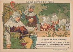 La bella addormentata nel bosco, 1904-5