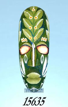 Mascara Africana de Ossain