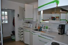 kitchen painting cabinets 3