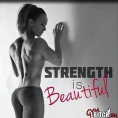 #Strength is #Beautiful!