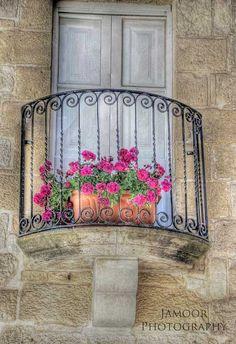 Juliet Balcony- European. Parisian style windows