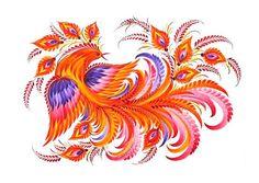 Чарівний птах Галини Назаренко
