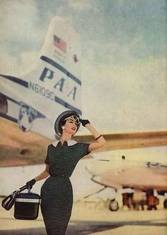 Charm, June 1956   Flickr - Photo Sharing!