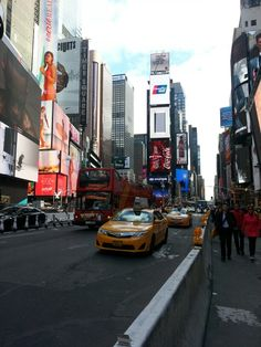 Times Square. NYC.April 2015.