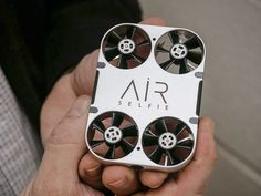 Hands-on with AirSelfie, a mini selfie drone that's on sale now: Digital Photography Review