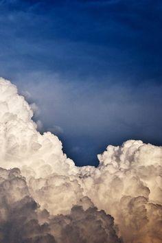 iPad wallpaper - sky  clouds