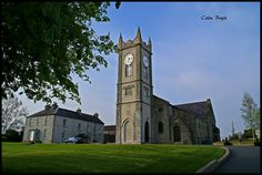 The Moy in Co. Tyrone in Northern Ireland | james church moy county tyrone 1819 st james church moy county tyrone ...
