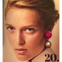 Pretty earrings for a pretty girl  #tijoux #buttons #ohrringe #earrings #love #joy #jewelry #jewellery #mode #fashion #colours #farben #schmuck #münchen #munich #musthave #potd #want #pretty #modeschmuck