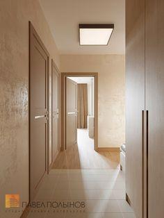 Фото: Коридор - Интерьер однокомнатной квартиры в современном стиле, ЖК «Царская столица»