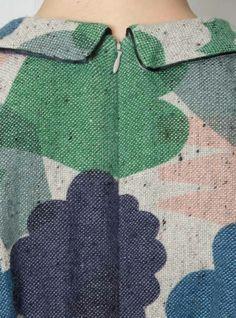 〉〉Minä Perhonen, Flower Basket Dress