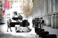 """""""Viaje"""" al Golpe de Estado en Chile que acabó con la vida de Allende"""