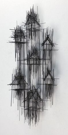 Les Sculptures architecturales de David Moreno (3)