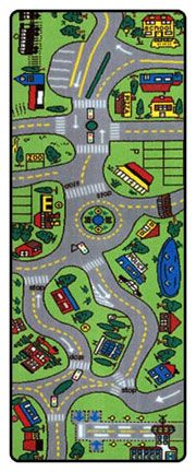 My Boys Are Going To Love Playing Cars On This Playmat.
