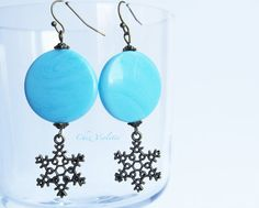 Dashing through the snow.... by Lindsey - Lucas on Etsy