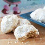 Snowball Cookies - Eazy Peazy Mealz