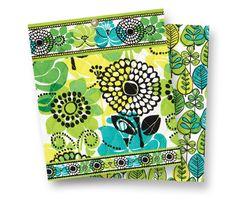 """Limes Up"" 2012 Vera Bradley pattern :D"