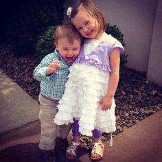 Happy Easter from Mackynzie & Michael Duggar