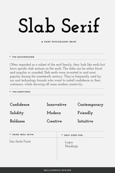 Brand Fonts Psychology: Choosing brand fonts that connect with your audience - quillandco. Vintage Fonts, Vintage Typography, Typography Fonts, Typography Design, Branding Design, Graphics Vintage, Branding Ideas, Serif Font, Calligraphy Fonts