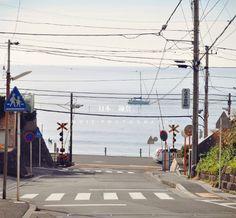 那个湘南海岸,还有江之电 © 康妮