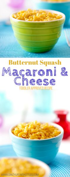 Kid Friendly Butternut Squash Macaroni & Cheese recipe, toddler meals, kid friendly sides, hidden veggie foods, toddler lunch ideas, Nuby Easy Go Booster Seat, easy macaroni and cheese recipe, babyled weaning, BLW recipes, baby led weaning meals