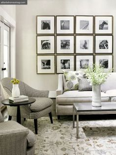 {The Classy Woman}: The Modern Guide to Becoming a More Classy Woman: Photo Gallery Wall Inspiration