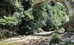 Και όμως υπάρχει...Ποτάμι με θηλυκό όνομα. Η Νέδα είναι το ένα από τα δυο ποτάμια της Ελλάδας, μαζί με την