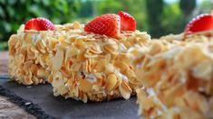 Greek Sweets, Greek Desserts, Summer Desserts, Greek Recipes, Cookbook Recipes, Sweets Recipes, Baking Recipes, Zucchini Cake, Almond Cakes