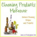 Cleaning Products Makeover