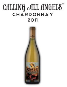 Save Me, San Francisco Wine Co. Calling All Angels Chardonnay, I really want to try this!