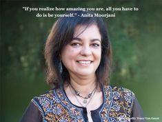 Невероятная история Аниты Муржани - женщины, попрощавшейся с онкологией Anita Moorjani Anita Shamdasani March 16, 1959 (age 58) Singapore 5 уроков от челов...