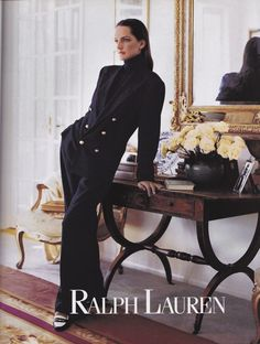 HAPPY 30TH ANNIVERSARY RALPH LAUREN 1987